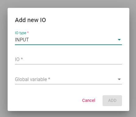 IECuino - New IO mapping