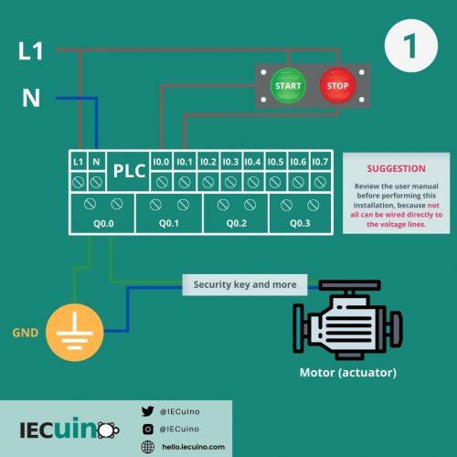 Ladder Logic Basic Example
